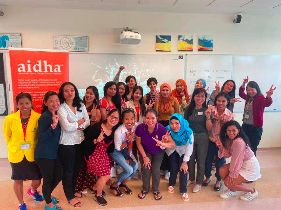 money management course for foreign domestic helpers in singapore