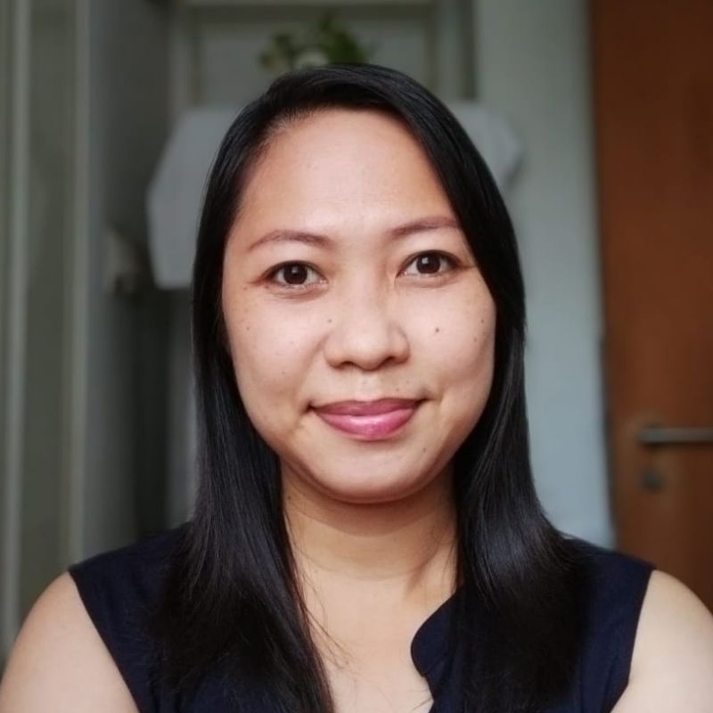 Volunteer Deputy Campus Manager 2015 Alumna from The Philippines